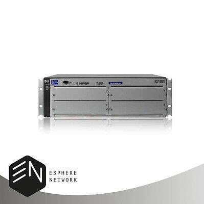 HP J4887A  Switch 4104gl Chassis / price w/o VAT €20