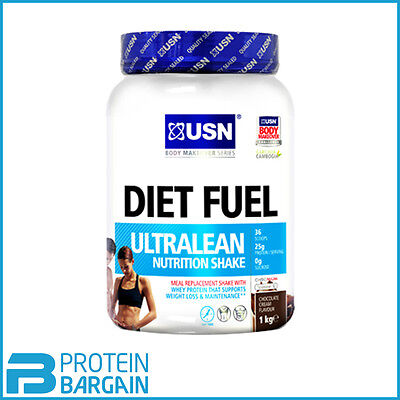 USN Diet Fuel Meal Replacement Weight Loss Shake 1kg ***AMAZING PRICE***