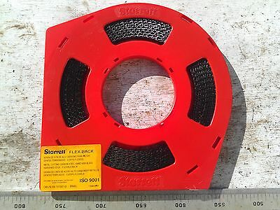 "30M Starrett Flex-back Metal Cutting Band Saw Blade FB 3/8"" x 4SKR 4tpi bandsaw"