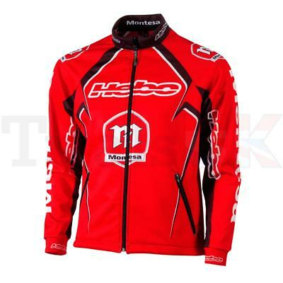 Hebo Official Montesa Pro Windproof Jacket - Trials/Enduro/Offroad