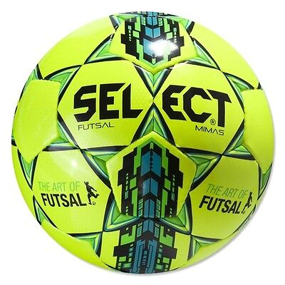 Soccer ball a 5 Select Futsal MIMAS Five-a-side-football n.4 bounce reduced IMS