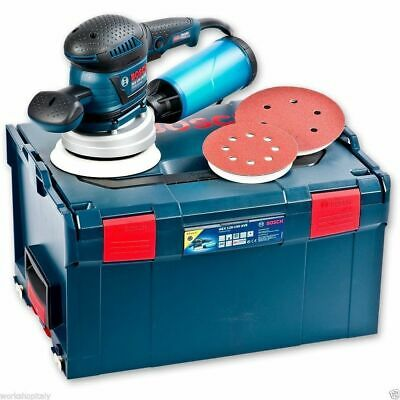 Polisher Bosch Sander Gex 125-150 Ave Professional Two Pad