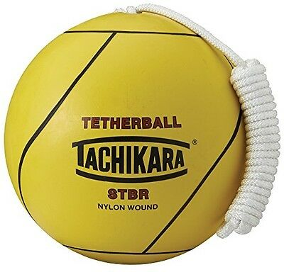 Stbr Rubber Tetherball