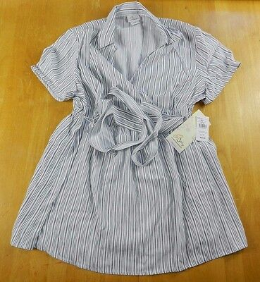 WOMENS MATERNITY BLOUSE SHIRT top = MOTHERHOOD = NEW $36 = SIZE XL xlarge  =#p57