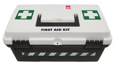 St John Ambulance Workplace Portable First Aid Safety & Medical Injuries Kit