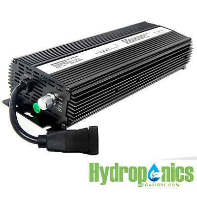 BlackLine Digital Electronic1000 watts Dimmable Switchable Grow Light Ballast