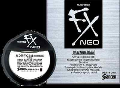 Sante FX Neo Eyedrops 12ml from Japan high cooling eyedrops