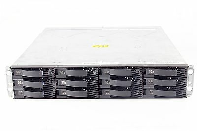 IBM Fibre Channel Storage DS3400 39R6545 Dual Controllers 44W2171 12x SAS 146GB