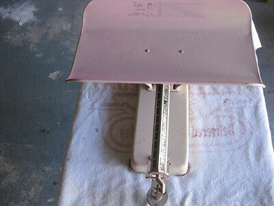 Antique Detecto Beam-Type Baby Scale Jacobs Brothers Brooklyn New York