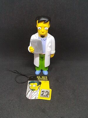 DR NICK RIVIERA Limited Edition Figurine Collection Season 2 Ep 10 The Simpsons