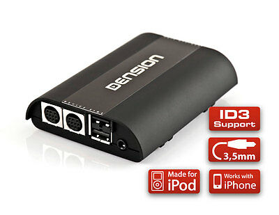 USB Aux iPod iPad iPhone 4S ID3 Text Interface Incl. Dock Cable For Audi Mmi 3G