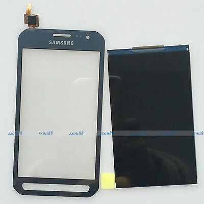 Black Touch digitizer+LCD Display for Samsung Galaxy Xcover 3 SM-G388F NEU