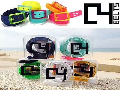 Unisex C4 BELTS WATERPROOF 28 Different Colors. FREE SHIPPING