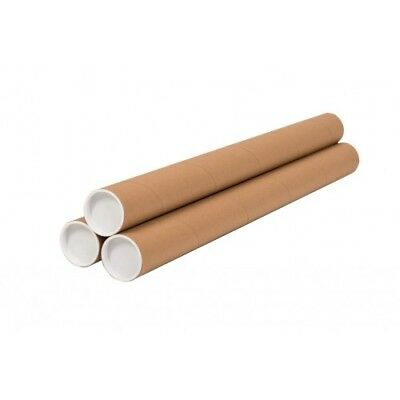 Postal Tubes - Strong Premium Quality Sizes Include - A3 / A4 / A2 / A1 / A0