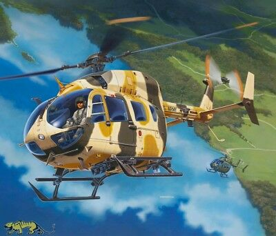 UH-72A LAKOTA - personnel and material transport - 1:32 - Revell 04927