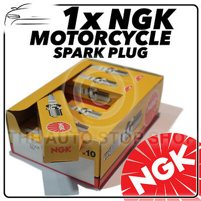 1x NGK Spark Plug for BETA / BETAMOTOR 250cc REV 3 250 2T Trials 00->07 No.2412
