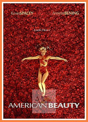 American Beauty  1990's Movie Posters Classic Cinema