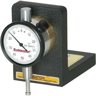 Magnetic Rotocator Blade Run Out Indicator Gauge for Table Saw Machine Tool