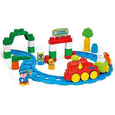 Mes 1er jouets - Clemmy Plus Train Station
