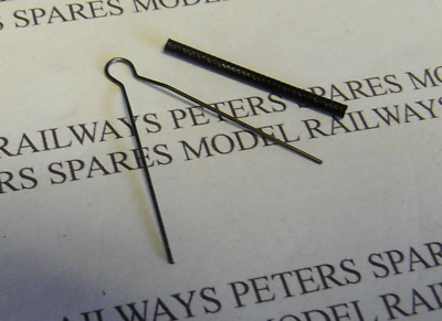 Peters Spares PS7 Triang Hornby X73 Replacement Brush Spring for X03 / X04 Motor