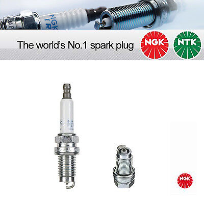 NGK PZFR6R / 5758 Laser Platinum Spark Plug Pack of 4 Genuine NGK Components