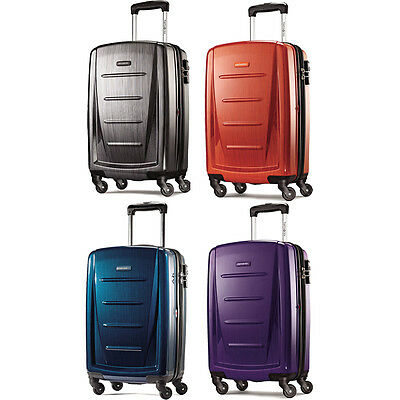 Samsonite Winfield 2 Fashion Hardside 20 Inch Spinner Luggage Carry On Suitcase