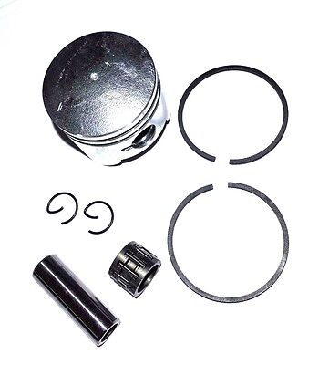 Piston & Rings For Zenoah G23Lh G2D Goped Sport Liquimatic Bigfoot X-Ped Go-Quad