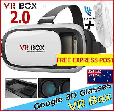 2016 VR Headset VR BOX Virtual Reality Glasses 3D for Samsung Iphone 5 6s Plus