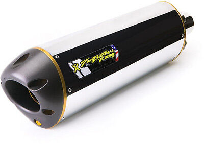 Two Brothers Complete Exhaust System - M-2 Aluminum Canister 005-2450106V