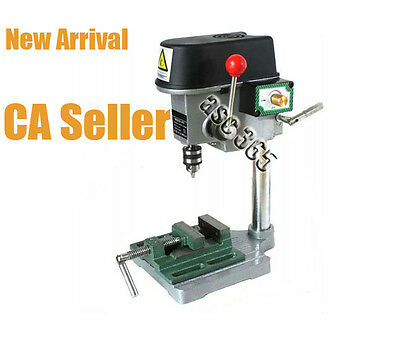 Mini Drill Press 220V Mini Table Electric Drill Press Compact Drill Presses CA