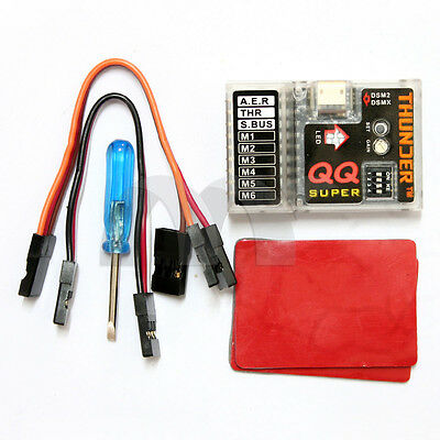 NEW QQ Super Flight Controller Board Builtin 3-Axis Gyroscope for RC Quadcopter