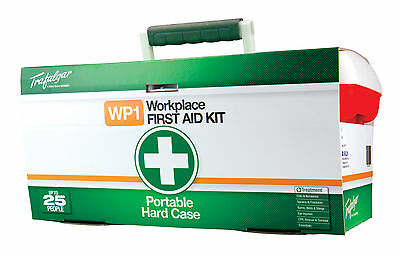 WP1 Workplace First Aid Kit Hard Case by Trafalgar