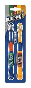 Thunderbirds Toothbrush Twin Pack