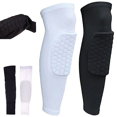 Bumper Crashproof Sports Football Basketball Sleeve Knee Pads Stylish