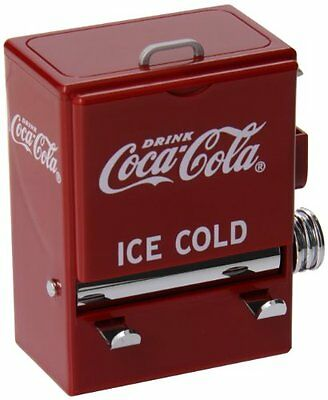 Coca Cola Vending Machine Toothpick Dispenser Antique Collectible Classic Old