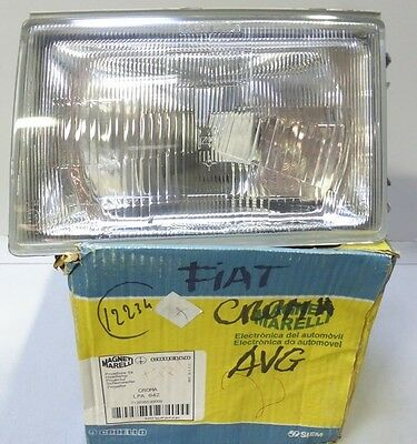 NEUF DE STOCK ! FIAT CROMA Optique phare AVG gauche left CARELLO SIEM LPA 642