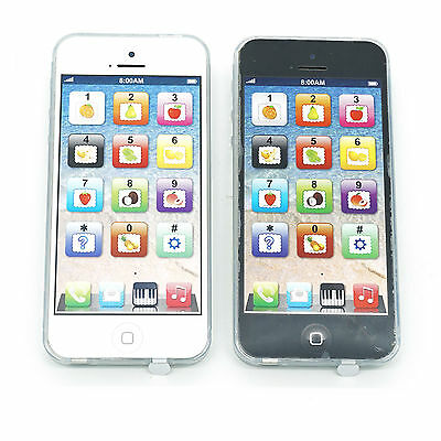 2X Mobile Music Toy YPhone Kids Baby Learning ABC Study Education iPhone 4S 5S 6