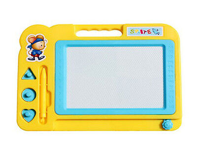 Draw Sketch Board Magic Pen Write Magnetic Magic Learn Sketch Pad Toy Erase Toy