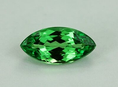 1.35 Carats Natural Tsavorite Loose Gemstone - Marquise
