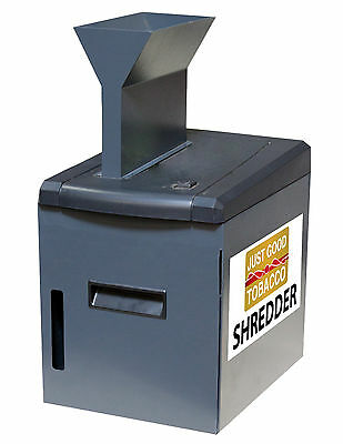 Just Good Tobacco Shredder