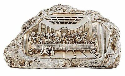 Last Supper Stone Finish Stand (YS048) NEW