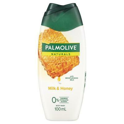 Palmolive Naturals Shower Gel Milk and Honey 100ml