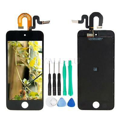LCD Digitizer Glass Touch Screen Assembly Lens for iPod Touch 5th Gen + Tools