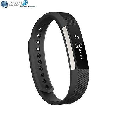 Brand New Fitbit Alta Fitness Activity Tracker Wrist Band Small Black