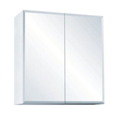 Bevel mirror cabinet 600mm bathroom accessories (Also available in 750/900/1200)