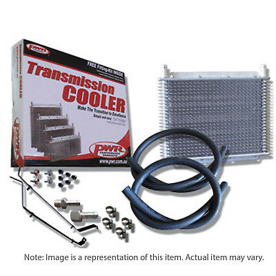 PWR PWO6680 Trans Oil Cooler kit - HOLDEN Commodore VY V6 & V8 280 x 255 x 19mm
