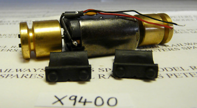 Hornby X9400 Class 60 Motor with Flywheels & Mounting Pads