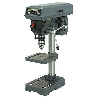 5 Speed Drill Press Wood Working Drill Wood Zinc Aluminum Steel Iron Drilling