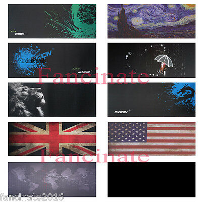 XXL Gaming Mouse Mat Extended & Extra Large Mouse Pad for PC Laptop 800x300mm