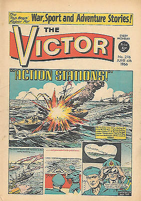 The Victor 275 (May 28, 1966) high to very high grade